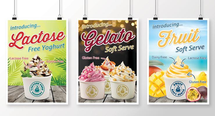Graphic Design & Marketing Material