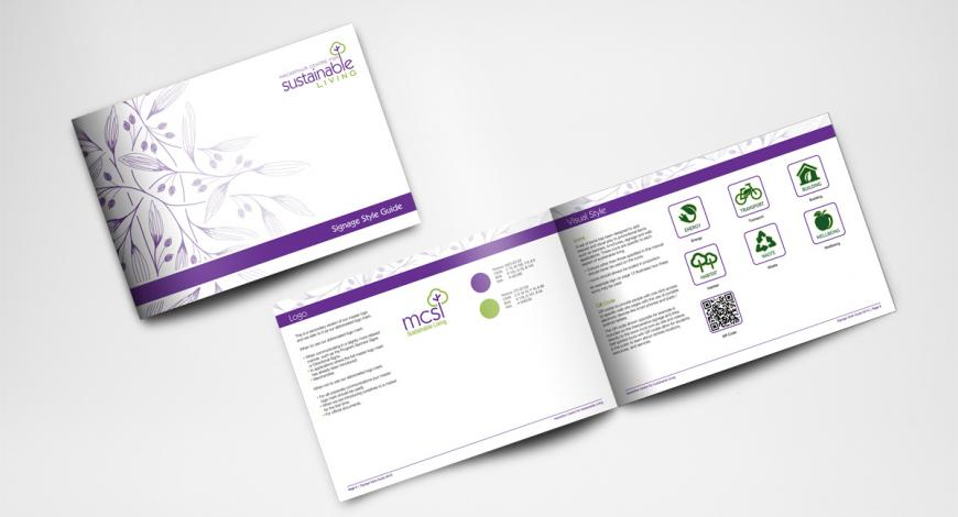 Macarthur Centre for Sustainable Living Style Guide
